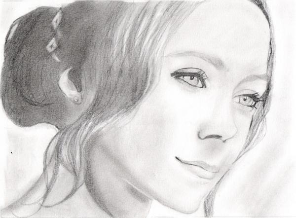Saoirse Ronan by miyako